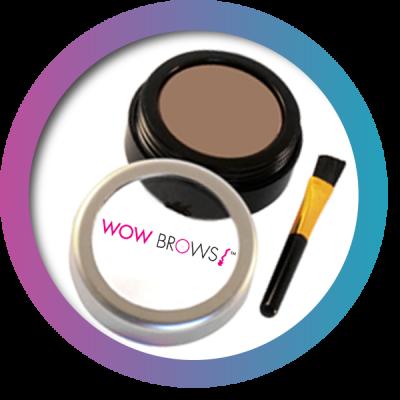 light brown eye shadow powder